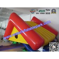 Buy cheap Kids Play Water Park Toy Inflatable Floating Climbing Slide For Water Pool product