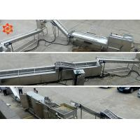 Buy cheap 15000w Automatic Food Processing Machines Frozen French Fries Production Line product
