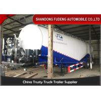 Buy cheap 70 ton or bigger tank trailer payload bulk cement semi trailers tank container cement trailer product