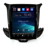 Buy cheap 10.4 Inch Chevrolet Navigation System Cruze 2015-2017 Touchscreen Android Car Audio GPS product