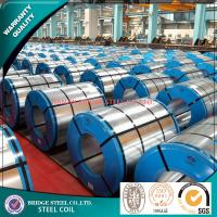 Buy cheap Q195 - Q235 Hot Dipped Galvanized Steel Coil Sgcc Zinc Coating ASTM A53 product