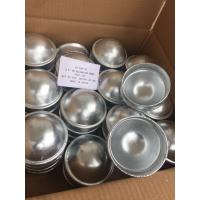 Buy cheap Galvanised Or Galvabond Steel Welded Wire Fence Round Post Cap 80nb And 150nb product