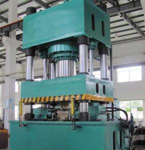 Buy cheap 600 Ton High Pressure Hydraulic Press , Large Hydraulic Forging Machine product