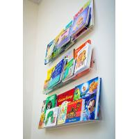 Buy cheap China Factory hot design acrylic book display stands / acrylic L shaped stand from wholesalers
