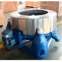Large Capacity  Industrial Hydro Extractor Machine With Model ss 1800