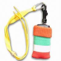 Buy cheap Mobile Phone Pouch, Various Sizes and Colors are Available, Suitable for Promotional gift Purposes product