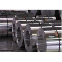 Buy cheap Chemical Composition Core 3003 + 0.5% Cu Clad 4045+1%Zn  Aluminum Foil Roll Thickness 0.08mm for welding Heat Exchangers product