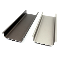Buy cheap 6.8 Meters Length Extrusion Aluminium Gola Profile For Kitchen Handle product