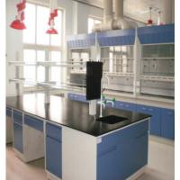 Buy cheap Modern School Chemical Laboratory Furniture Double Skinned To Reduce Noise Level product