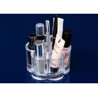 Buy cheap Clear Injection Jewellery Display Stands , Decorative PlasticOrganizer Tray product