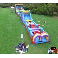 Buy cheap Beaset inflatable obstacle football training inflatable obstacle inflatable from wholesalers