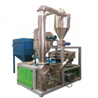 Buy cheap 440V 500kg Per Hour PE Pulverizer Machine With ABB Inverter Control product