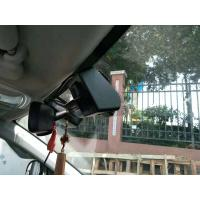 Buy cheap Windscreen dual lens inside car cameras surveillance recorder system with 6IR from wholesalers