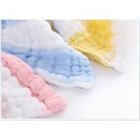 Buy cheap 100% Comed Cotton Muslin Baby Face Cloth Burp Cloth Printed Also For Adult product