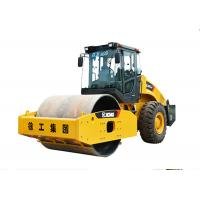 Buy cheap Mechanical Control 20 Ton Single Drum Vibratory Compactor 40ft HQ Container from wholesalers