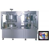Buy cheap Aluminium Can Liquid Beverage Filling Machine for Beverage Filling Plant from wholesalers