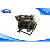 Buy cheap Portable Trailer Of Tactical Fiber Optic Cable For Video Transmitting product