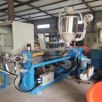 Buy cheap High Speed Stranded Cable Extrusion Production Line For Test Diameter Device 90x25SJ(1+1) product