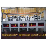 Buy cheap High Efficiency Copper Rod Metal Rolling Mill Alloy Metal 17-8mm Drawing Machine product