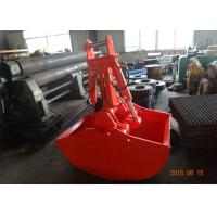 Buy cheap Non Rotate Clamshell Excavator Grapple Bucket For Daewoo DH280 Long Reach Excavator product