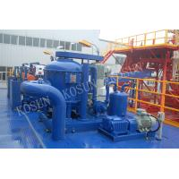 Buy cheap Drilling Mud Vacuum Degasser can solve gas troubles of the drilling fluid from wholesalers