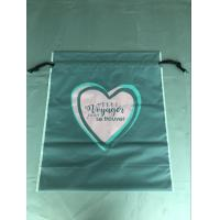 Buy cheap Cpe Personalized Drawstring Bags Environmental Protection Customized Color product