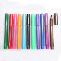 Buy cheap Water Color Fine Tip Markers Dia 9 Mm * 145mm HIPS PP Material W-001 from wholesalers