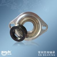 Vibrating Machine Pressed Steel Bearing Housing With Square Two - Bolt SAPFL206