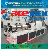 Buy cheap Automatic Plastic Roof Sheet Machine With Conical Double Screw Extruder 55kw siemens product