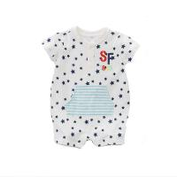 Buy cheap Unisex1 Piece Infant Baby Clothes 0-24M Size Breathable Eco Friendly product