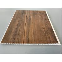 Buy cheap 10 Inch Wooden laminate ceiling panels Thickness 7.5mm For Ceiling product