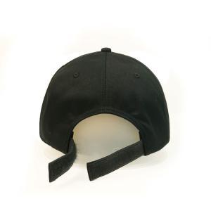 Buy cheap Constructed Custom Printing Dad Hat Logo Baseball Cap Black Hip Hop Caps Bsci product