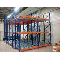 Buy cheap Corrosion Protection Pallet Live Racking FIFO System Heavy Duty Height 2000-4500MM product