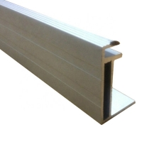 Buy cheap Solar Photovoltaic Panel Frame Aluminium Industrial Profile 1.2mm Thickness product