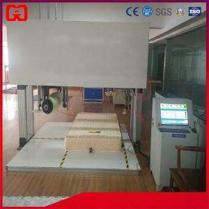 Buy cheap Qb/T 1952.2-2011 Mattress Rolling Test Machine 0 - 2 Kn Load Sensor Test Range from wholesalers