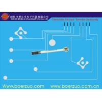 Buy cheap Embedded Thin LED Membrane Switch With OEM Polyester Tactile Metal Dome product