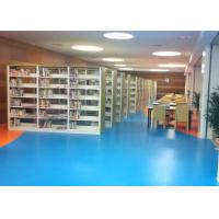 Buy cheap Anti - Scratch Indoor Rubber Flooring For Educational Field / Library / Exhibition Hall product
