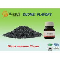 Buy cheap Real Artrificial Black Seasame Food Flavouring Agents Pg Based Water Oil Solube product