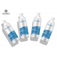 Buy cheap 1000ml Hair Hydrogen Peroxide Cream No Irritation To Scalp GMPC ISO Certificated product