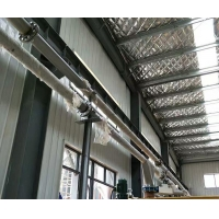 Double shafts screw feeders factory