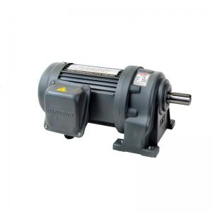 Buy cheap IP44 Helical Speed Reducer Shaft Gear Motor With Iron Terminal Box product