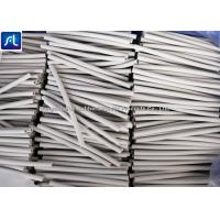 Buy cheap Medical Grade Flexible Rubber Tubing Durable , Light Grey Soft Rubber Tube from wholesalers