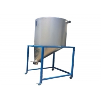 Buy cheap Chemical Industry Easy Cleaning 3000m³ SS304 Mobile Tank product