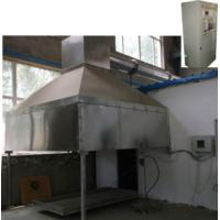 China Electric Fire Test Equipment ISO9705 1993 For Construction Surface Material on sale