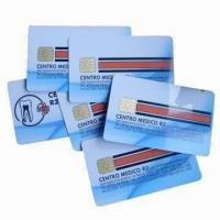 Buy cheap IC cards/smart cards/chip cards, used in banks and traffic product