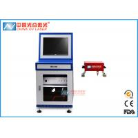 Buy cheap Cabinet  Portable Type Metal Sign Pneumatic Engraving Machine for Advertising Industry product
