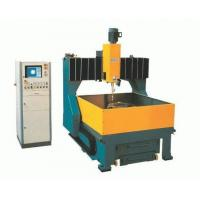 high speed CNC flange drilling machine GSZ10, max.flange size 1000mm;