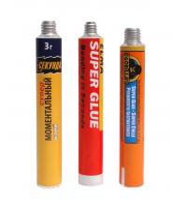 Buy cheap 4C Color Collapsible Aluminium Tubes For Cosmetics / Medicine / Bottom Latex , Aluminum Squeeze Tubes product
