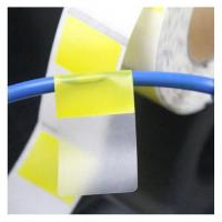 Buy cheap Self-Lam Laser Inkjet Printable Cable Label For Cat. 5e Cat. 6 Cat. 6A Cables product