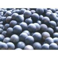 Buy quality Steel Grinding Ball by Rolling Mill Production Line For Mining / Cement Plant at wholesale prices